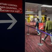 Aéroports parisiens: à peine un quart du trafic en octobre