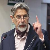 Le Parlement péruvien désigne Francisco Sagasti nouveau président intérimaire