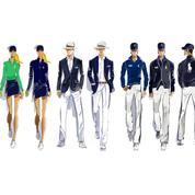L'Open d'Australie s'habille en Ralph Lauren