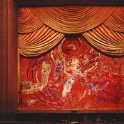 À saisir : un rideau de scène conçu par Chagall pour La Flûte enchantée au Met Opera