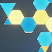 Nanoleaf, quand les murs deviennent lumineux