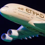 Etihad Airways annonce une desserte quotidienne de Tel-Aviv à partir de mars