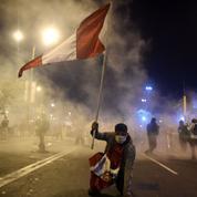 Le député centriste Francisco Sagasti désigné président du Pérou