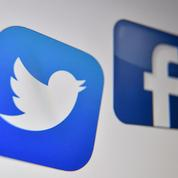 Les patrons de Facebook et Twitter à nouveau entendus au Sénat américain mardi
