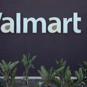Walmart porté par la flambée des achats en ligne aux États-Unis