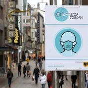 Allemagne : les anti-masques pas autorisés à manifester près du Bundestag