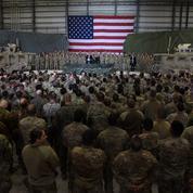 Réduction des troupes américaines en Afghanistan : une «avancée», selon les talibans