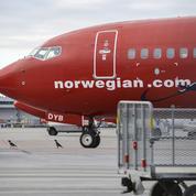La compagnie aérienne à bas coûts Norwegian met deux filiales majeures en faillite
