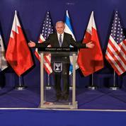 À Jérusalem, le chef de la diplomatie Bahreïnie appelle à des pourparlers israélo-palestiniens