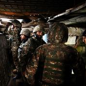 Haut-Karabakh : «En face, ce sont des Turcs, ils ne s'arrêteront jamais!»