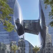 À Dubaï, le dernier hôtel de Zaha Hadid