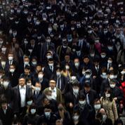 Covid-19 : le Japon en «alerte maximale» après un nombre record de cas