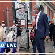 Covid-19 : New York referme ses écoles à compter de jeudi