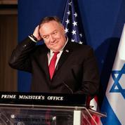 Washington va considérer le mouvement de boycott d'Israël comme «antisémite», annonce Pompeo