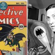 La première apparition de Batman en BD vendue 1,5 million de dollars
