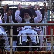 Pakistan : décès du fondateur d'un parti islamiste radical