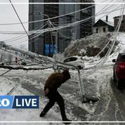 État d'urgence en Extrême Orient russe après une pluie verglaçante exceptionnelle