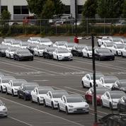 Californie : la production des voitures électriques Tesla jugée essentielle