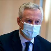 Bruno Le Maire dit pouvoir garantir la survie d'Air France