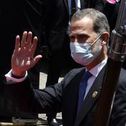 Le roi d'Espagne Felipe VI en quarantaine après un contact avec une personne positive au Covid-19