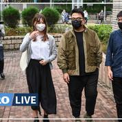 Hongkong : le militant pro-démocratie Joshua Wong placé en détention provisoire