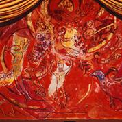 Le Rideau de scène du Met de New York de Chagall vendu 837.000 euros