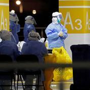 Shanghaï : dépistage massif à l'aéroport après six cas de Covid-19