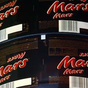 Le confiseur Mars annonce 216 suppressions de postes en France