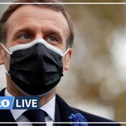 Les aides aux entreprises fermées augmentées jusqu'à 20% du chiffre d'affaires, annonce Macron