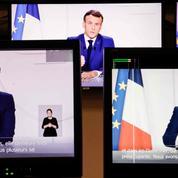 29 millions de Français devant Emmanuel Macron mardi soir