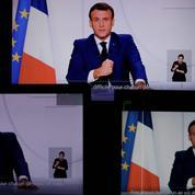 Déconfinement : réouverture des commerces ce week-end, retour du couvre-feu le 15 décembre, exception pour Noël... Ce qu'a annoncé Macron