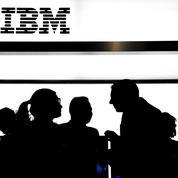 IBM envisage la suppression de 1180 à 1385 postes, environ un quart des effectifs en France, selon les syndicats