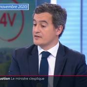 Évacuation polémique des migrants à République: Darmanin renouvelle sa «confiance» au préfet Lallement