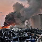 Liban : un juge réclame une enquête sur trois ministres pour l'explosion au port de Beyrouth