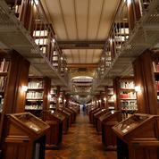 La Bibliothèque nationale de France brave le confinement pour ses chercheurs