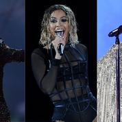 Beyoncé en tête des nominations aux Grammys, devant Taylor Swift et Dua Lipa