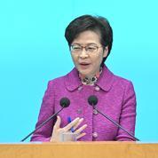 Hongkong : la cheffe de l'exécutif promet de rétablir l'«ordre» dans son discours annuel