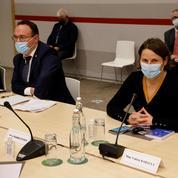 Valérie Rabault, présidente du groupe PS à l'Assemblée, réclame des précisions sur la vaccination