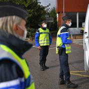 «On n'est pas là pour gratter» : sur les PV du confinement, policiers et gendarmes se veulent magnanimes