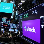 Salesforce envisage de racheter la messagerie d'entreprises Slack