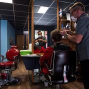 Déconfinement : un samedi chargé pour les salons de coiffure
