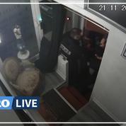 Homme noir tabassé à Paris: quatre policiers placés en garde à vue