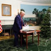 Le droit de grâce, l'ultime pouvoir de Donald Trump