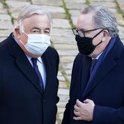 «Sécurité globale» : Ferrand et Larcher s'opposent à Castex sur la réécriture de l'article 24 par une commission