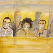 Attaque terroriste du Thalys: le procès suspendu après une suspicion de Covid