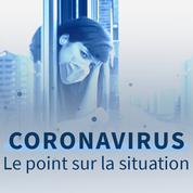 Covid-19 : décrue progressive des hospitalisations en France à la veille de l'allègement du confinement