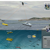 Contre les mines sous-marines, Paris et Londres commandent un système robotisé unique au monde