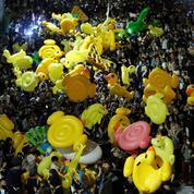 Thaïlande : des milliers de manifestants pro-démocratie à Bangkok