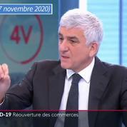 TVA : Hervé Morin propose un «samedi blanc» chaque semaine de décembre