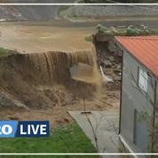 Sardaigne: trois morts dans des inondations